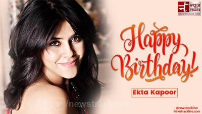 Birthday Special : The lady who rocks in professional as well as personal life, Ekta Kapoor