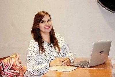 Bhoomika Pathak Leading Cyber Octet as its MD to New Heights