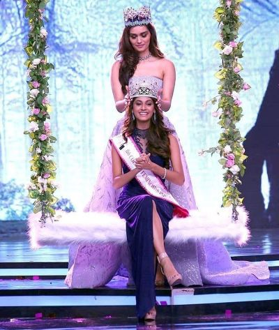 2018 Miss world India, her dream and personal life: Anukreethy Vas