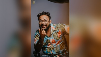 Meet Actor - Comedian Parth Parmar acing his journey as an artist in modern world
