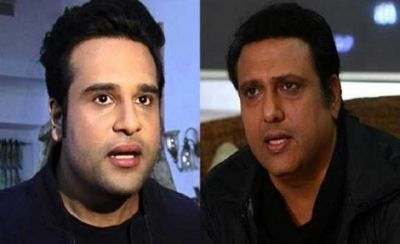 Govinda's wife discloses about the clash between Govinda and Krishna