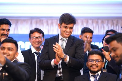 Sonu Sharma is one of the Most Inspiring Motivational Speakers & Corporate Trainers in India