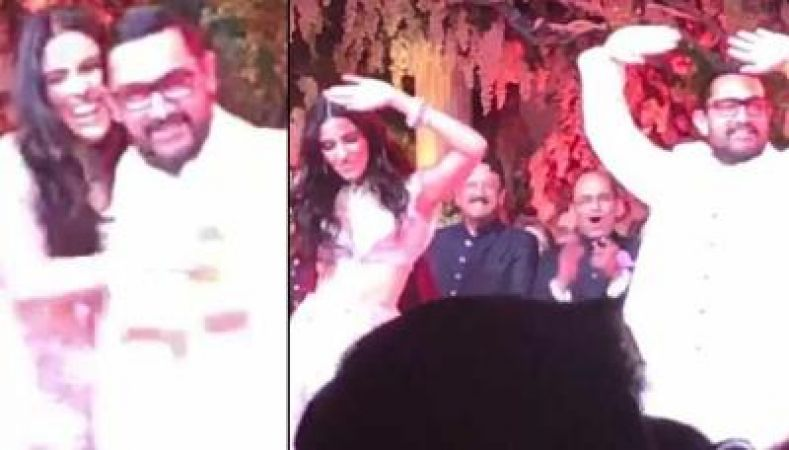 WATCH! Bollywood stars dance on Akash Ambani and Shloka Mehta's Sangeet Ceremony….video inside