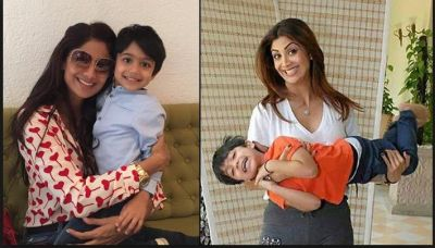 Shilpa Shetty Kundra's Son Viaan Mimics her Mom video just made your day…Must Watch