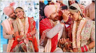 Must Watch! Neeti Mohan shares her wedding highlights complete video on her hubby's birthday