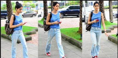 Navya Naveli Nanda copied this B-Town celebs fashion style….check pics inside