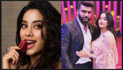 Arjun Kapoor wishes her half-sister Jhanvi Kapoor on her 22nd Birthday..see inside