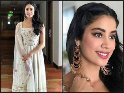 Jhanvi Kapoor gets a birthday party Surprise from....pics collection inside