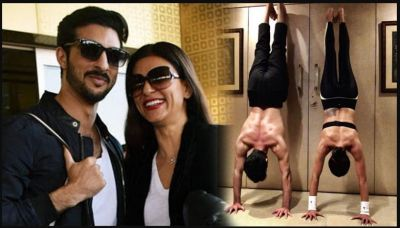 Sushmita Sen and Rohman's love reveals new heights in this latest video….video inside