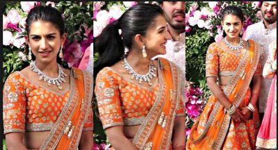 Ambanis' would-be-Choti bahu, Radhika Merchant dance video sizzling on internet….video inside