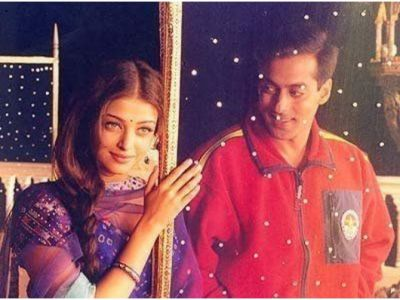 Once a Lovebird Aishwarya Rai and Salman Khan throwback images….have a look