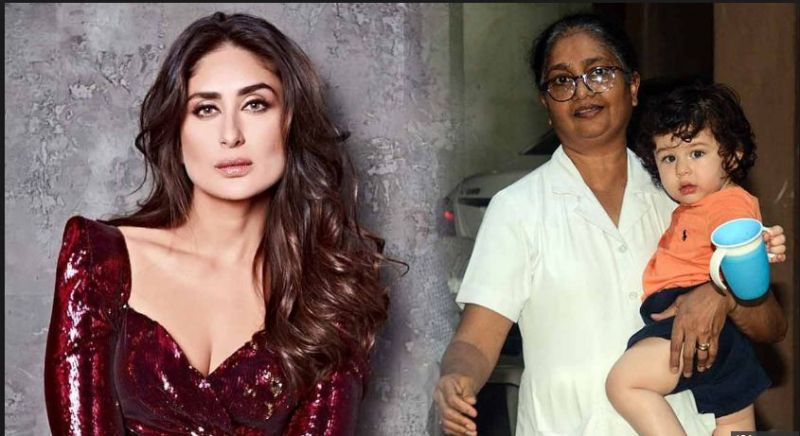 Kareena Kapoor Khan share about her little munchkin Taimur Ali Khan's Nanny Salary
