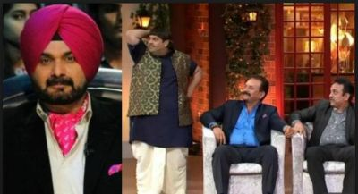 Actor-comedian Kiku Sharda takes a jibe on Navjot Singh Sidhu on The Kapil Sharma Show