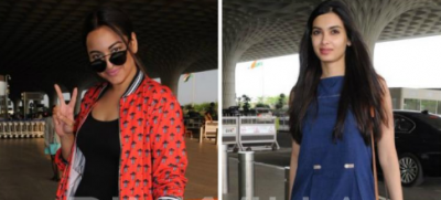 Happy Phirr Bhag Jayegi's star cast head to Abu Dhabi