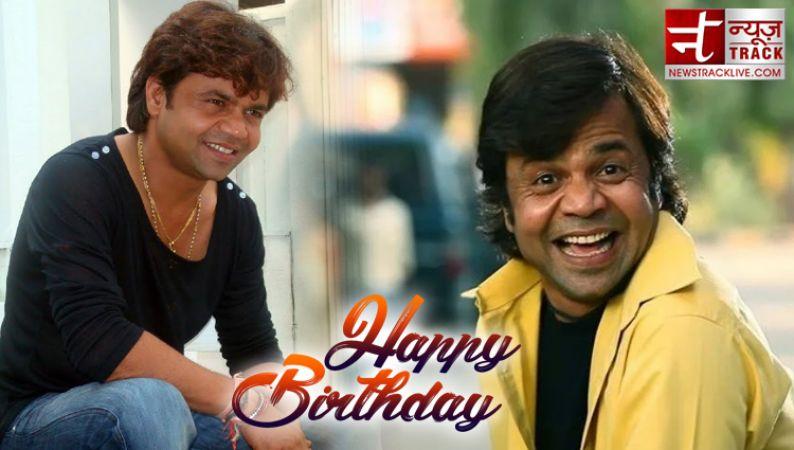 Birthday Special: Rajpal Yadav life's success story from hardship