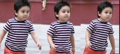 Internet Sensation, Taimur Ali Khan gets summer special new hair cut…have a look inside