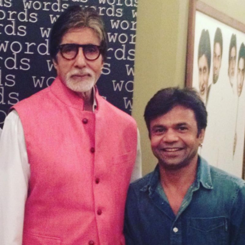 The interesting fact to known about comic enthusiast of Bollywood actor Rajpal Yadav