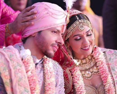 This is what Neeti Mohan  loves  about being married to Nihaar Pandya