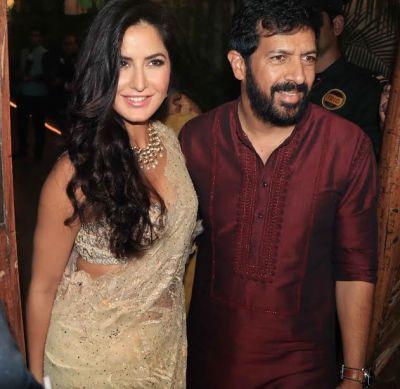Katrina Kaif and Kabir Khan to reunite for a web-series?