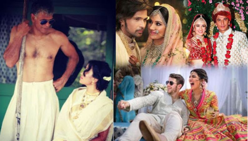 Holi 2019: First Holi for these Bollywood celebs couples