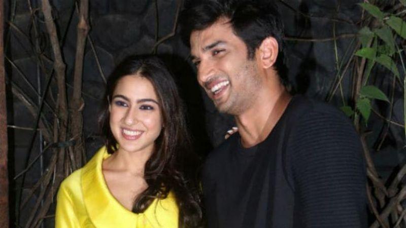 Sushant Singh Rajput unfollows Sara Ali Khan on Instagram,  Is Kartik Aryan is the reason ?