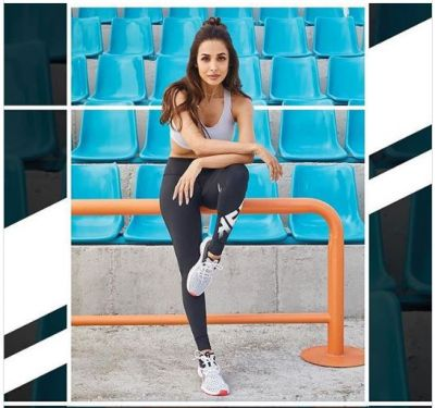 Malaika Arora inspires women to look great but stay fit as well…check pic in slider
