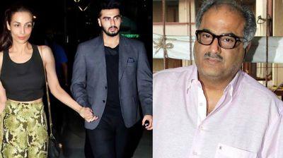 Boney Kapoor breaks silence on  Arjun Kapoor-Malaika Arora wedding news