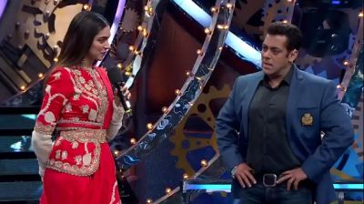 This is what Salman Khan said on working with Deepika Padukone