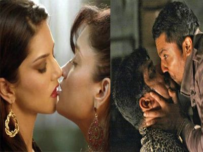 Stars kiss their same sex in Bollywood