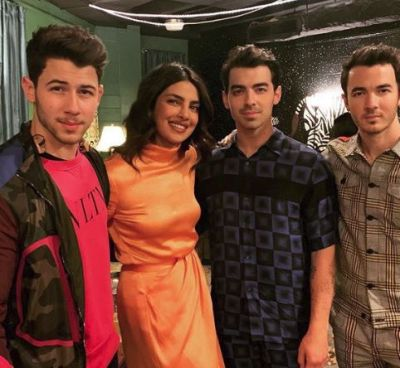 Priyanka Chopra attends her first Jonas Brothers concert amid the rumours of divorce with Nick