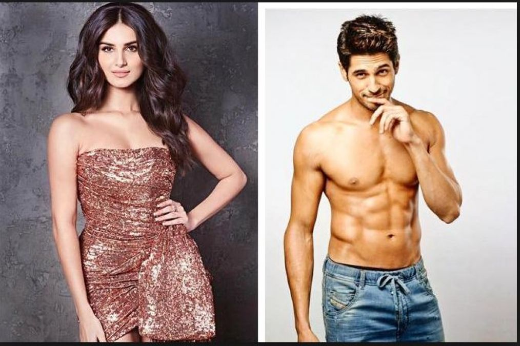 Tara Sutaria accepted about her love relationship with Sidharth Malhotra is in this relation