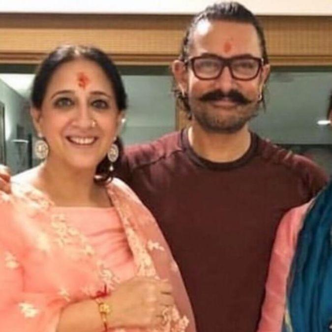Aamir Khan's sister Nikhat Khan to play an important role in Saand Ki Aankh ?