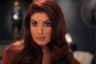 Here is how Twinkle Khanna reacts when a nutritionist taunts her for giving diet advice