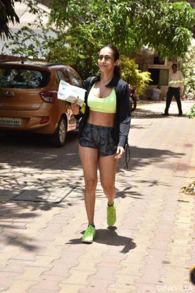 Malaika Arora's gym photo will make you fitness goals