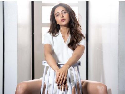 Rakul Preet feels she has a long way to go in Bollywood