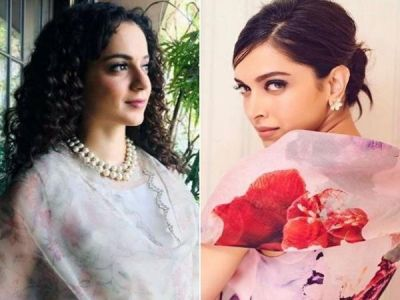 Deepika Padukone to replace Kangana Ranaut in Anurag Basu's Imali?