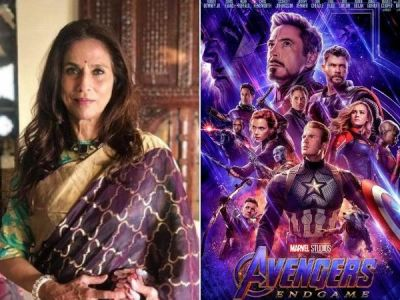 Writer Shobhaa De calls Avengers: Endgame boring film ever made
