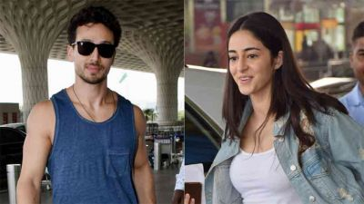 Tiger Shroff and Ananya Panday spokes on nepotism in Industry