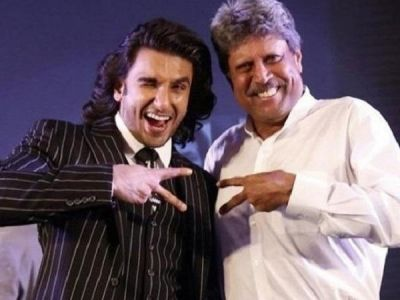 Ranveer Singh will live with and train with Kapil Dev for '83