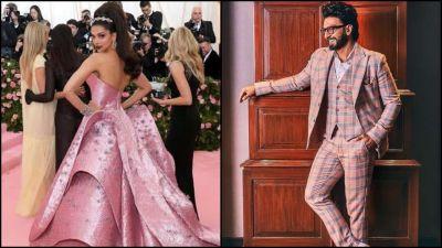 'Ranveer Singh would be a perfect fit for MET Gala 2019' says Deepika Padukone