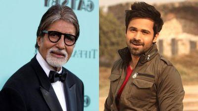 Amitabh Bachchan and Emraan Hashmi's 'Chehre' to go on floor