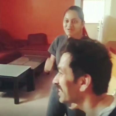 Video: Nakuul Mehta made surprise visit to a young fan's home, here is who actor's wife reacted