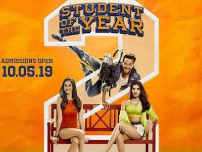 SOTY 2 Review: Tiger Shroff, Ananya Panday, Tara Sutaria's manage to impress the audience