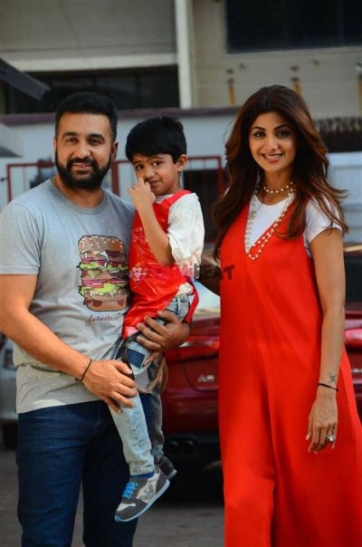 Shilpa Shetty and son Vivaan found a way to beat the heat, watch video here