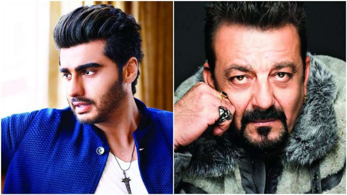Arjun Kapoor shares experience of working with  Sanjay Dutt in Panipat