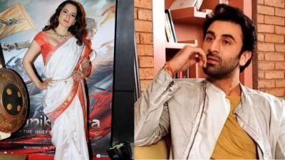 Ranbir Kapoor opens up on Kangana Ranaut's allegation of him being apolitical
