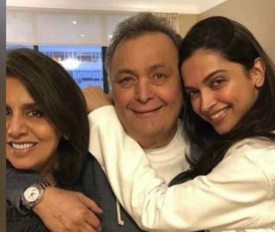 Deepika Padukone met her Ex- Ranbir Kapoor's parent, her is how Alia Bhatt reacts