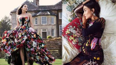 Amy Jackson's sizzling photo-shoot is sure to soar the summer temperatures