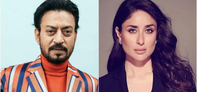 Reasons why Kareena doesn't want to lose the opportunity of working with Irrfan