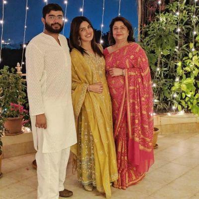 Priyanka Chopra celebrates the two 'superwomen' in her life